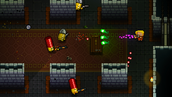 Enter the Gungeon screenshot1