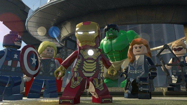 LEGO Marvel-Avengers
