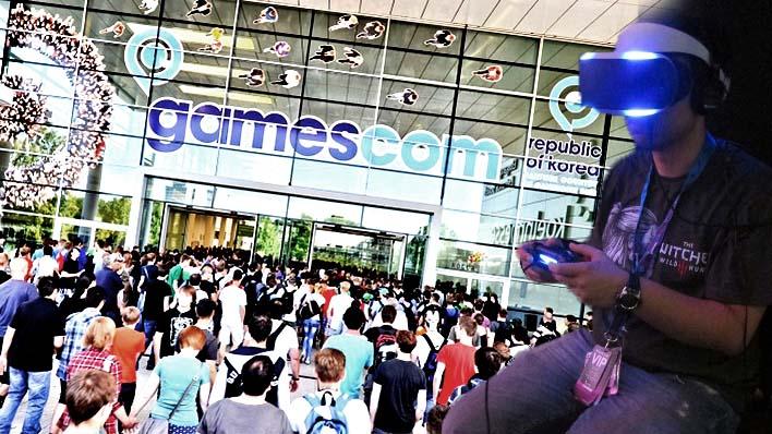 Cobertura Gamescom 2015