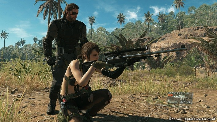 Metal Gear Solid V The Phantom Pain imagen_4