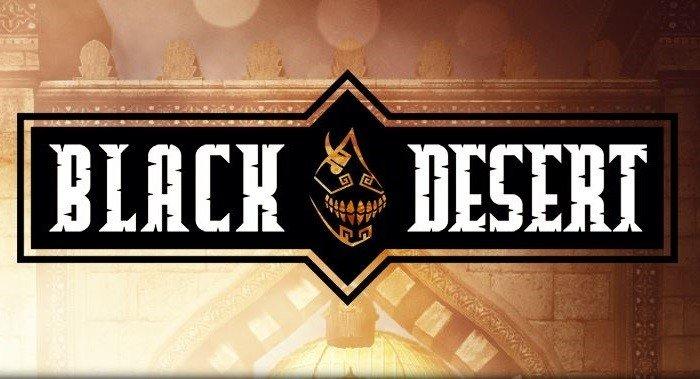 black desert online logologo