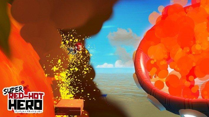 super-red-hot-hero-finish-line-screenshot