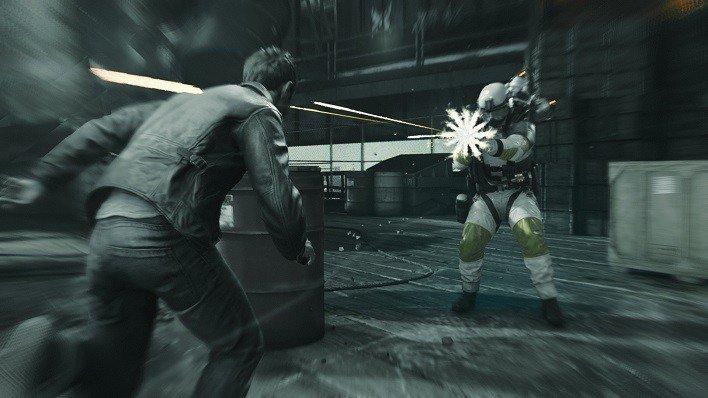 Quantum Break Xbox One time rush