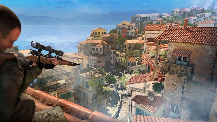 Sniper Elite 4_announcement1