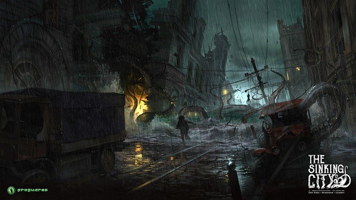 The Sinking City L_4_R