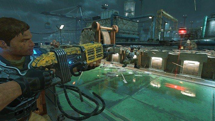 Gears of War 4 JD_Dropshot