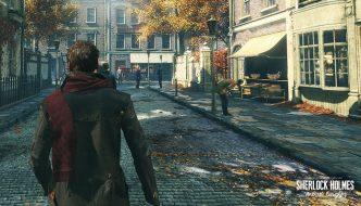 Sherlock Holmes DD_SHERLOCK_BAKER