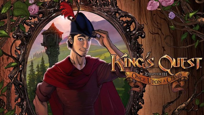 Análisis: King's Quest – Episode 3: Once Upon a Climb