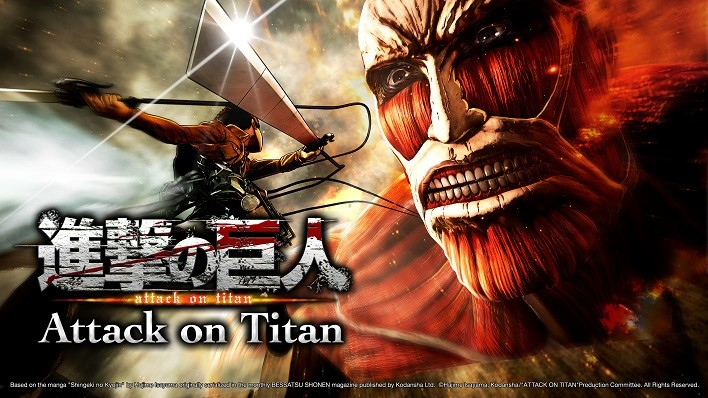 Attack on Titan ProjectAT_gamevisual