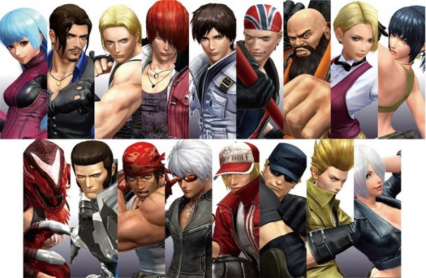 King of Fighters 24983094815_21fcd04112_b