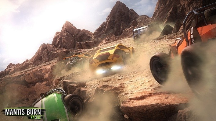 Mantis-Burn-Racing