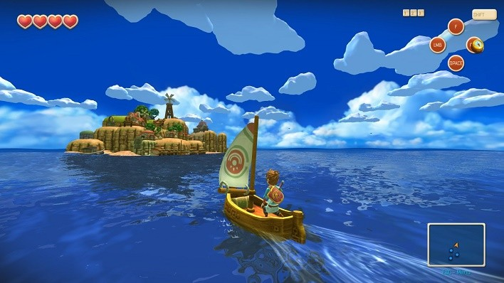 Oceanhorn Monster of Uncharted