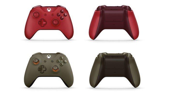mando-xbox-one-verde-rojo
