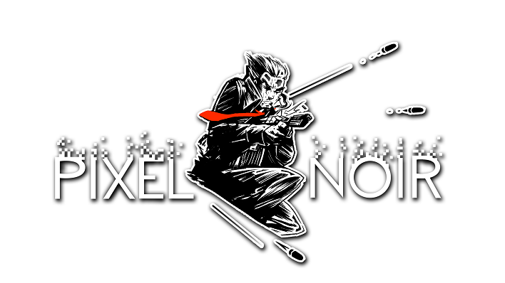 Pixel Noir