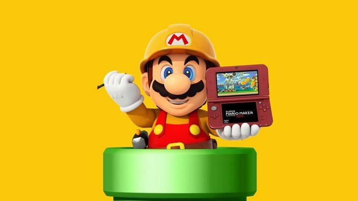Análisis: Super Mario Maker para Nintendo 3DS