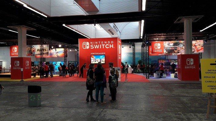 Nintendo Salon del Comic de Barcelona