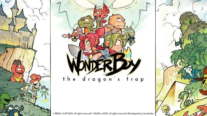 Análisis: Wonder Boy: The Dragon's Trap