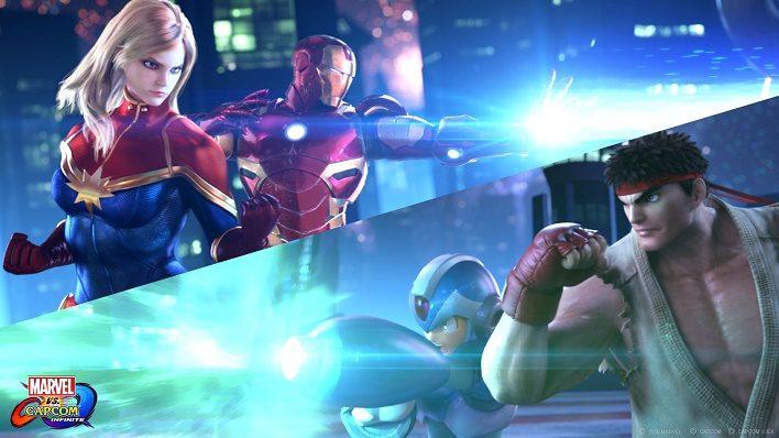 Impresiones finales de Marvel vs Capcom: Infinite. La lucha por detener a Ultron Sigma casi ha comenzado