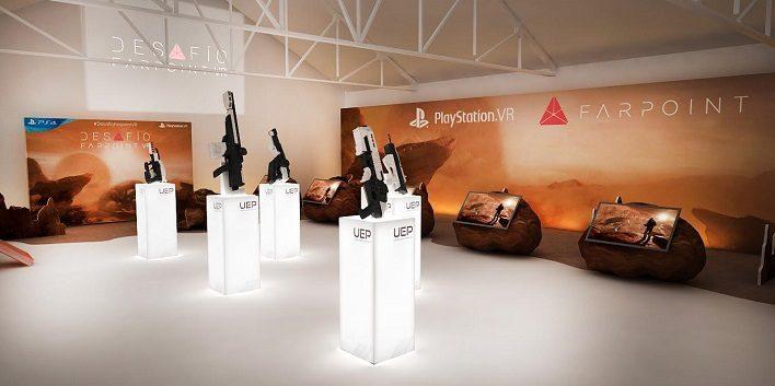 Playstation España ofrece el Desafío Farpoint VR durante este fin de semana