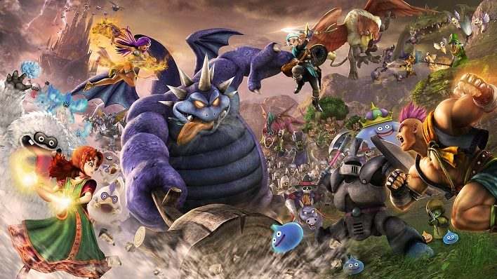 Análisis: Dragon Quest Heroes II