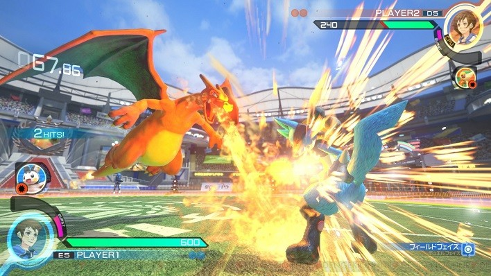 The Pokemon Company Anuncia Pokken Tournament Dx Para Switch Y