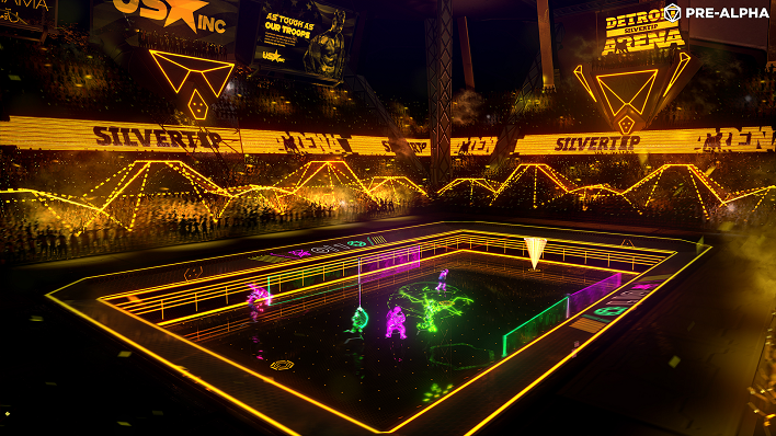 Laser League