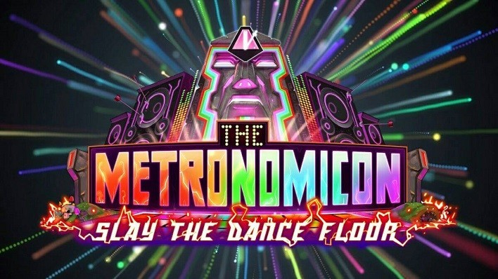 Metronomicon Slay the Dance Floor