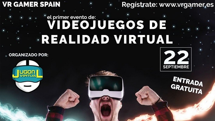 VR Gamer Spain