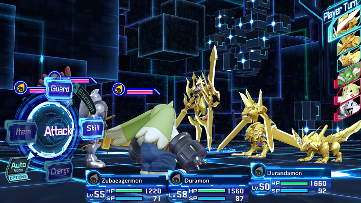 Digimon StoryCyber Sleuth Hackers Memory