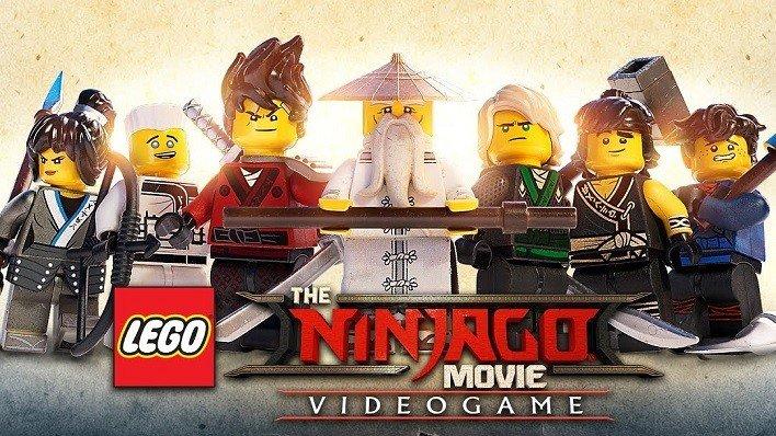 LEGO-Ninjago-Pelicula-Videojuego
