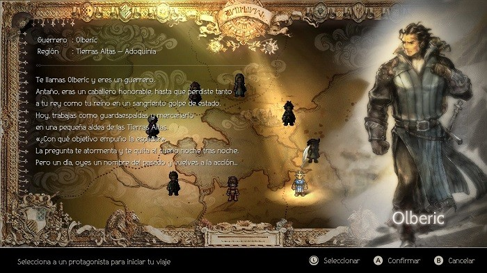 Project Octopath Traveller