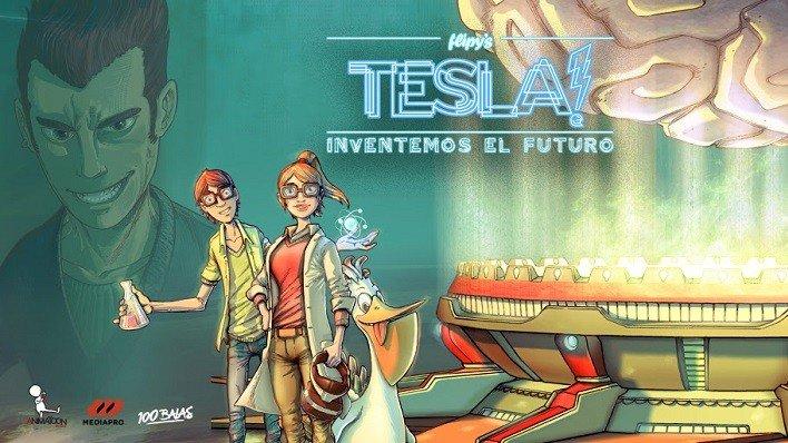 Flipy´s-Tesla-Inventemos-el-Futuro