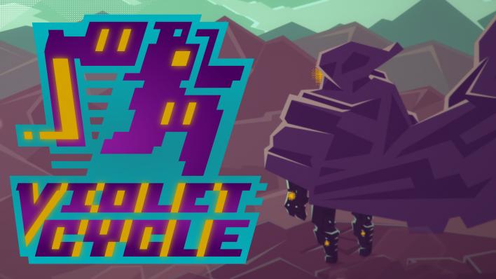 Violet-Cycle