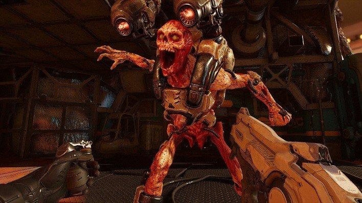 Doom-VFR