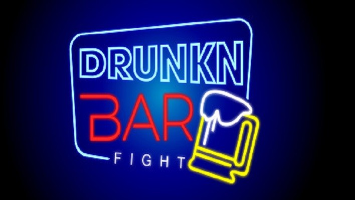 Druknk Bar Fight