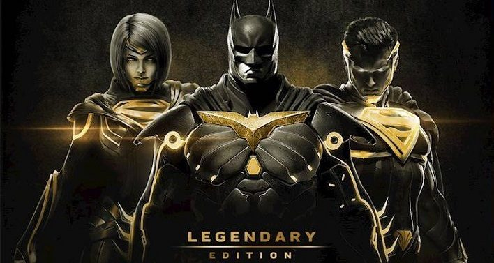 Injustice2 Legendary Edition