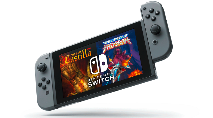 Super Hydorah Switch