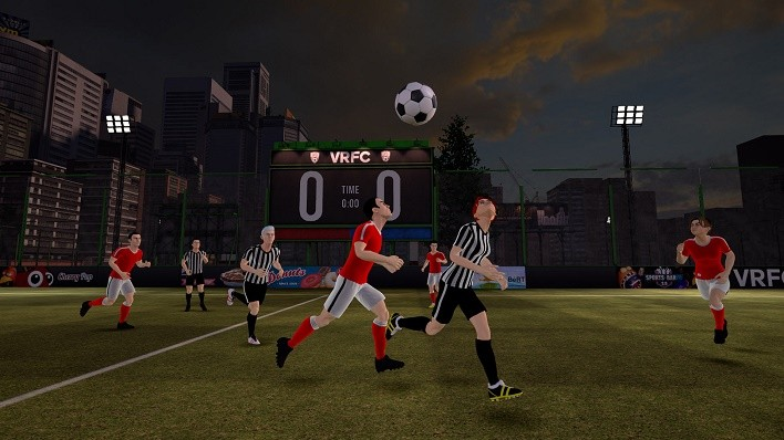 Virtual Reality Football Club