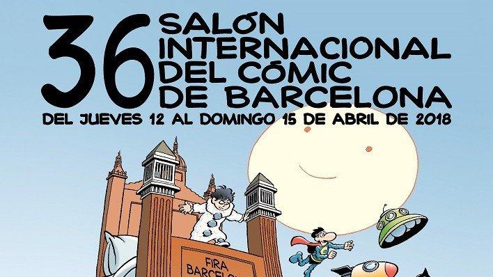 Salon Comic de Barcelona