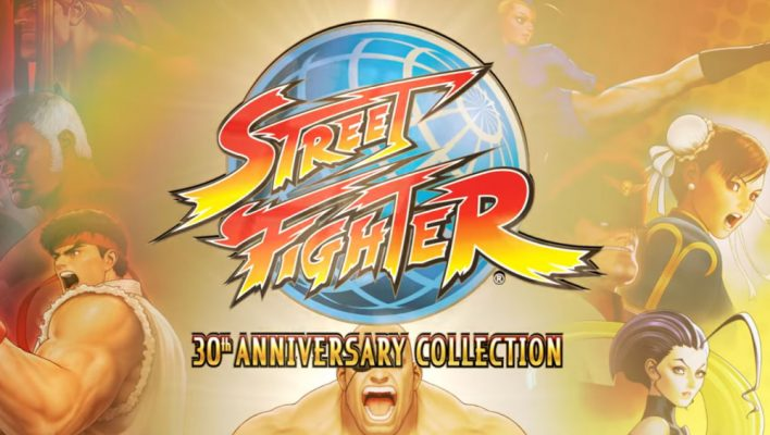 Análisis: Street Fighter 30th Anniversary Collection