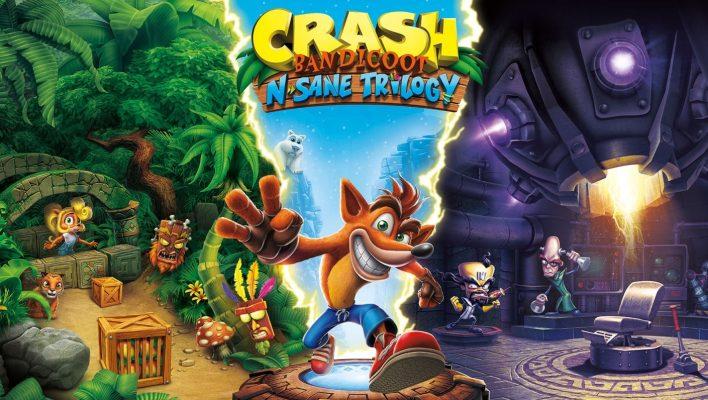Análisis: Crash Bandicoot N.Sane Trilogy – Versión Nintendo Switch
