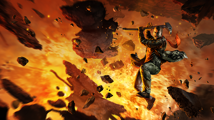 Análisis: Red Faction Guerrilla Re-Mars-Tered