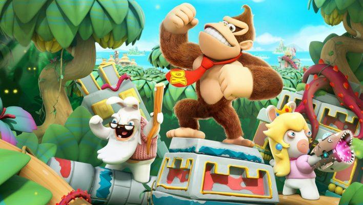 Análisis: Mario + Rabbids: Donkey Kong Adventure