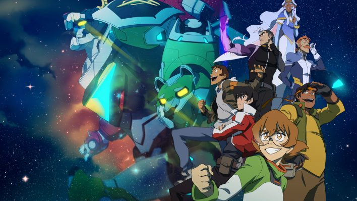 DreamWorks Voltron VR Chronicles