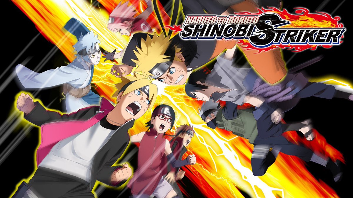 Naruto to Boruto: Shinobi Striker