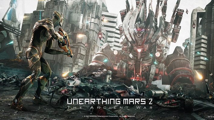 Análisis: Unearthing Mars 2: The Ancient War