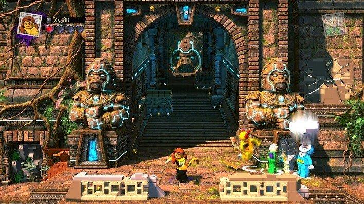 LEGO DC Super Villanos
