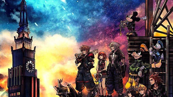 [MGW 2018] Kingdom Hearts III. Vuelve la magia de Square Enix y Disney
