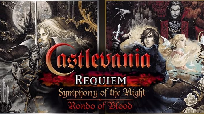 Análisis: Castlevania Requiem: Symphony of The Night And Rondo of Blood