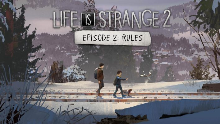 Análisis: Life is Strange 2 – Capitulo 2: Rules